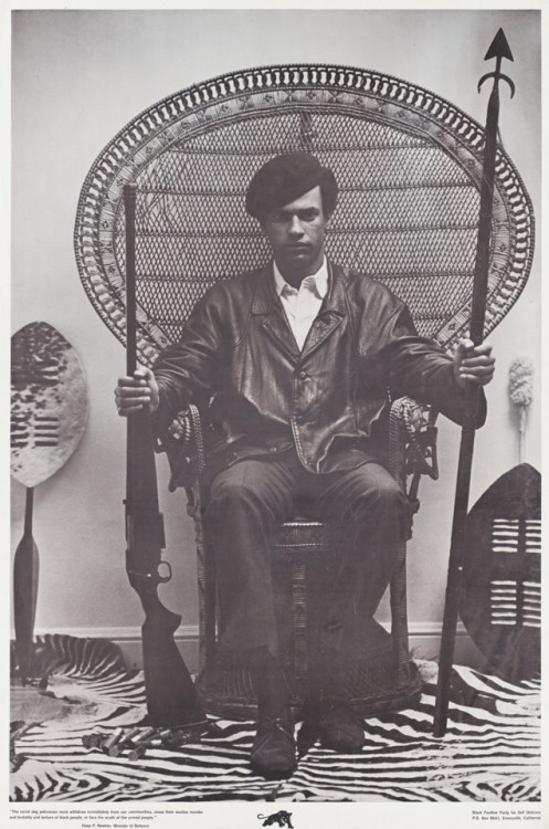 Mumia Abu-Jamal: The genius of Huey P. Newton  {San Francisco Bay View}